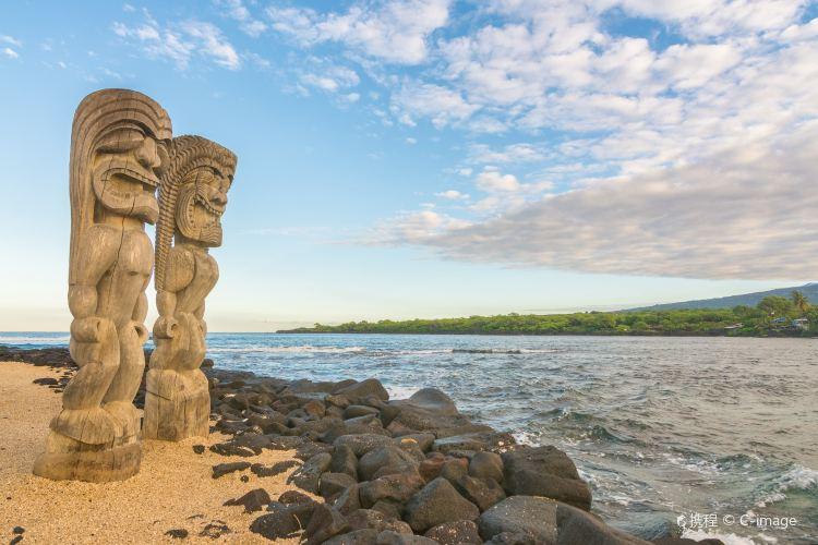 Pu'uhonua o Honaunau National Historical Park2