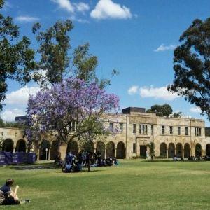 昆士兰科技大学旅游景点攻略图