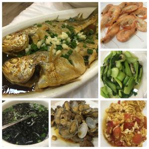美食—竹香居餐厅旅游景点攻略图