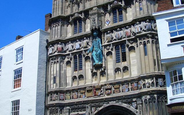 重拾英国记忆之三 坎特伯雷(Canterbury)