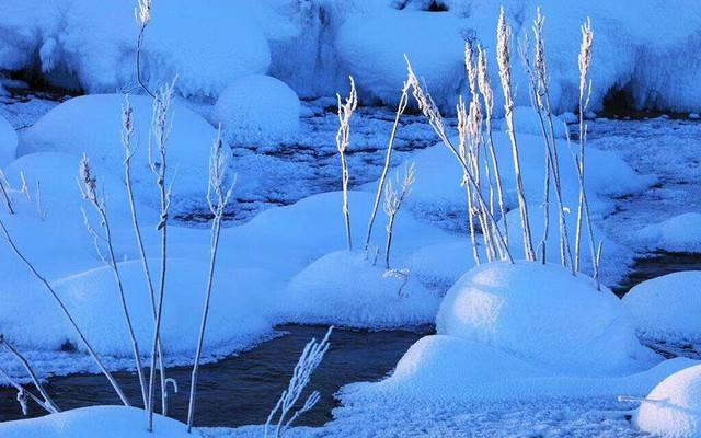 极寒的魅力-冬季呼伦贝尔-零下40度