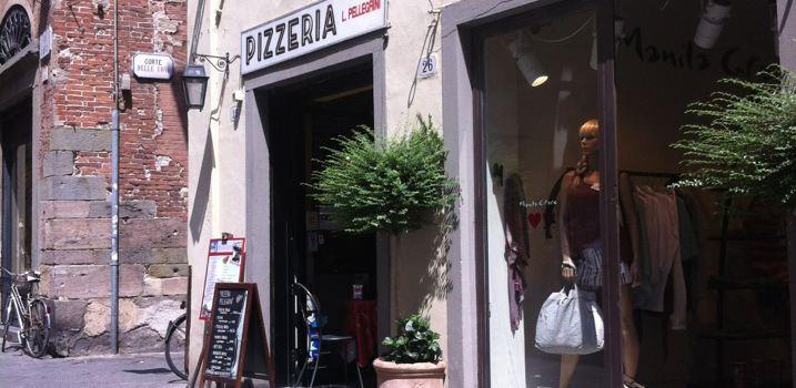 pizzeria pellegrini