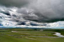 夏天,在若尔盖大草原看九曲黄河第一湾