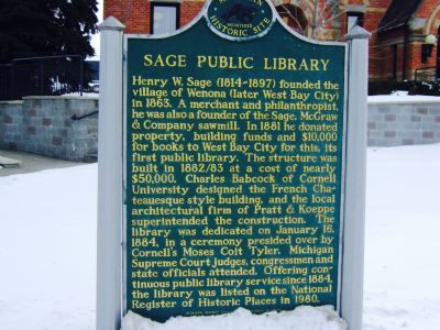 Sage Branch Library