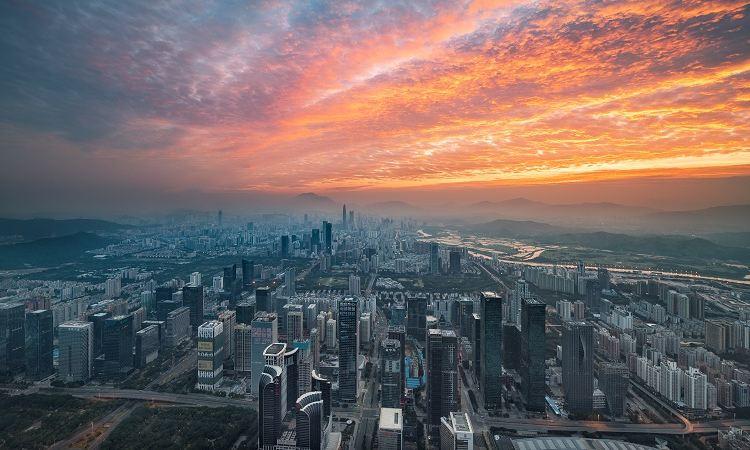Shenzhen Ping An Financial Center Yunji Sightseeing3