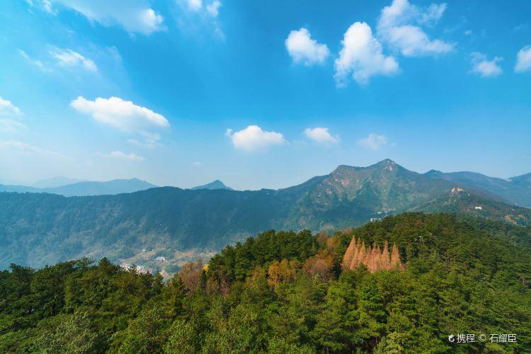 Mount Heng Scenic Area2