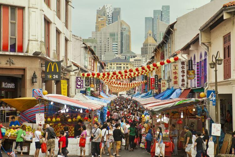 Chinatown Singapore1