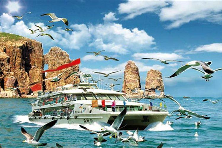 Changdao Sea Tour2