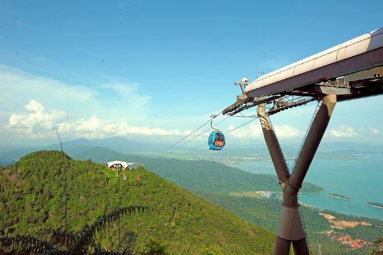 Langkawi Cable Car4