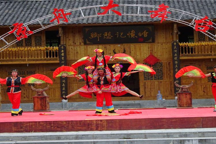Jingzhou Minsu Wenhua Kangyang Tourism Sceneic Area2