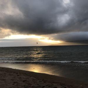 卡阿纳帕利沙滩旅游景点攻略图