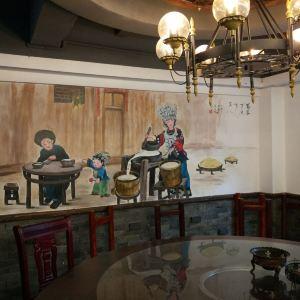 俊子饭店旅游景点攻略图