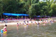 潮州溪美戏水