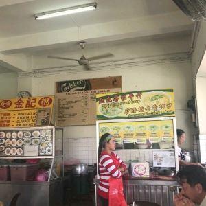 京那巴鲁咖啡店旅游景点攻略图