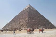 金字塔和狮身人面像