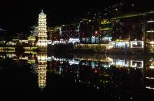 凤凰古城夜景2
