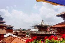 帕坦,尼泊尔的第二大古城,离加德只有3公里的距离