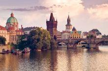 中欧有个地方,整座城市都是世界遗产,从街头美到巷尾!