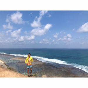 巴东海滩旅游景点攻略图