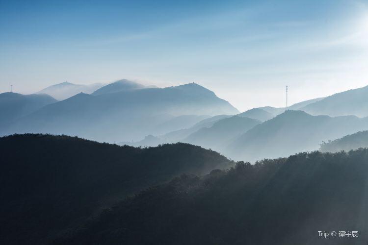 다위산 국립삼림공원2