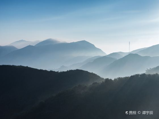 Dawei Mountain National Forest Park
