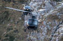 搭乘直升机,来一场新西兰高空绝美之旅