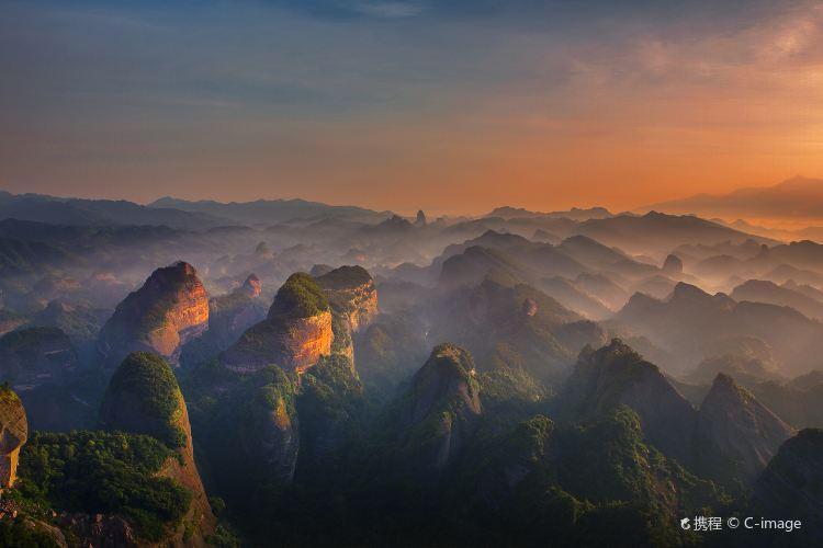 Langshan Mountain1