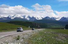 向北向西再向南一一2018追梦之旅(五) G218国道,天山之巅,盘山公路加上草原、野花、云雾和森林