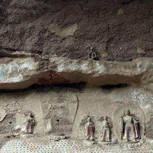 水帘洞石窟群旅游景点攻略图
