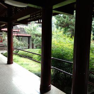 韶山花明楼纪念馆旅游景点攻略图