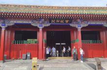 沈阳故宫,满清入关前的皇宫