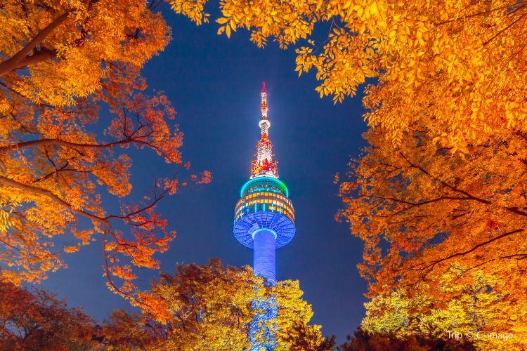 N Seoul Tower2