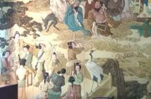 蓬莱阁壁画