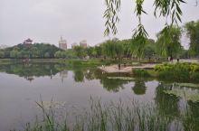游翠湖公园随笔