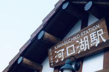 富士河口湖-欣赏富士山的另一种打开方式