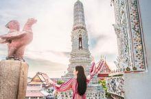 曼谷埃菲尔铁塔,网红拍摄地