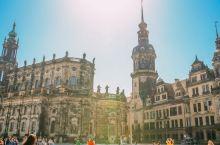 德国旅行 | 德累斯顿老城
