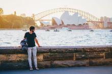 日落悉尼湾