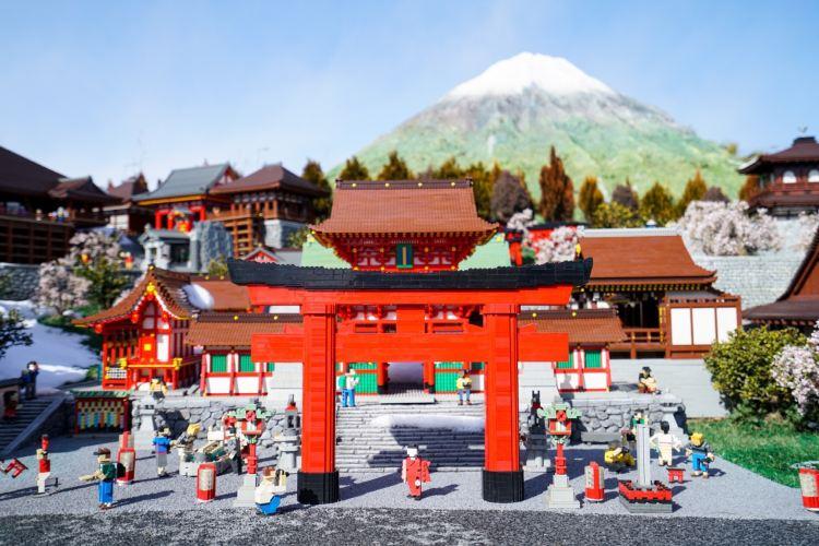 日本樂高樂園1