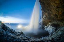 塞里雅兰瀑布 冰岛的十大瀑布之一