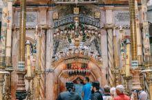 #人文历史#耶路撒冷圣墓教堂(耶稣被刺死之地)
