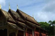 清迈规模最大的佛寺——帕辛寺