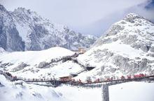 雪山初体验