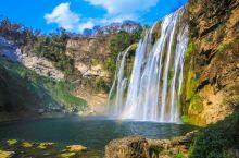 探秘巨瀑后的水帘洞#向往的生活#
