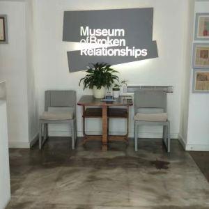 失恋博物馆旅游景点攻略图