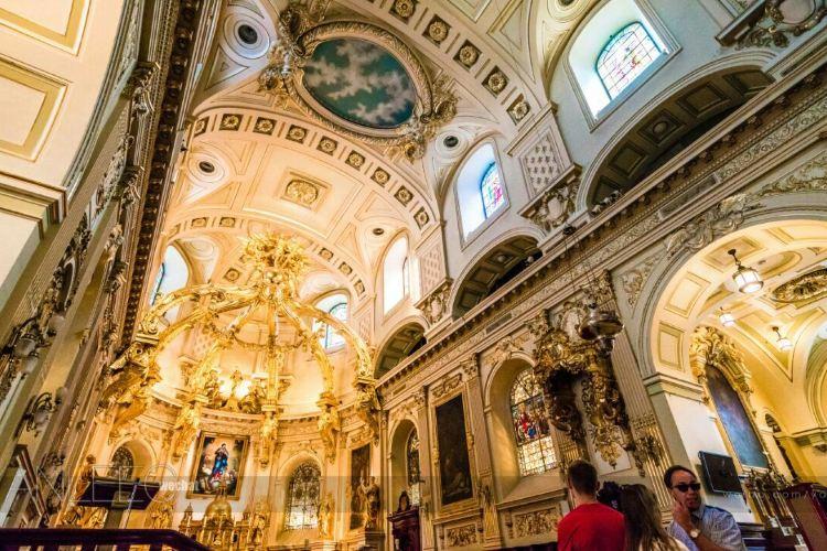 魁北克聖母大教堂