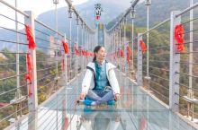 山西省内最长最高的透明玻璃吊桥