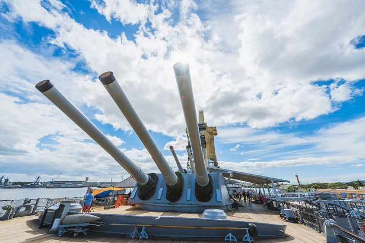 Missouri Battleship Memorial4