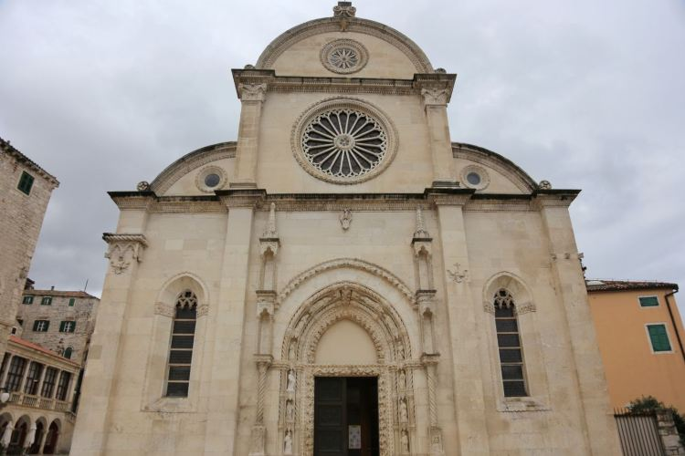 Cathedral of St. James in Sibenik4