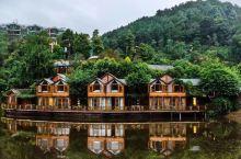 四川民宿原山妙境,睡在童话里的小木屋